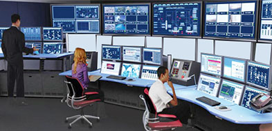 Remote Monitoring and Surveillance Centers